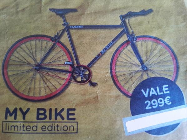 Corsa Bike - My Bike