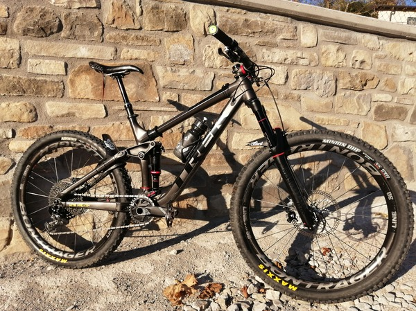 Trek - Remedy 8 2018