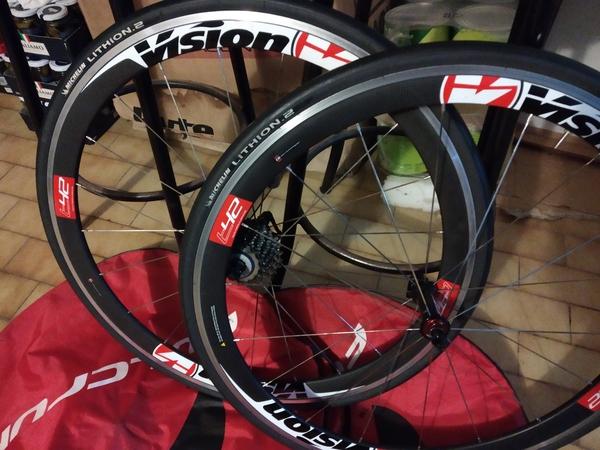Vision - Trimax T42 carbon