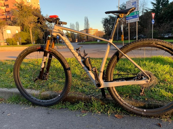 Specialized - Stumpjumper marathon carbon