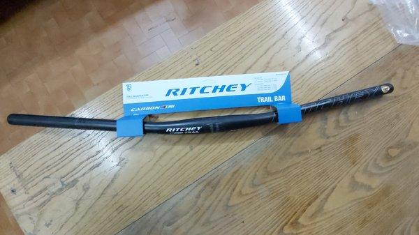Ritchey - WCS TRAIL FLAT alluminio