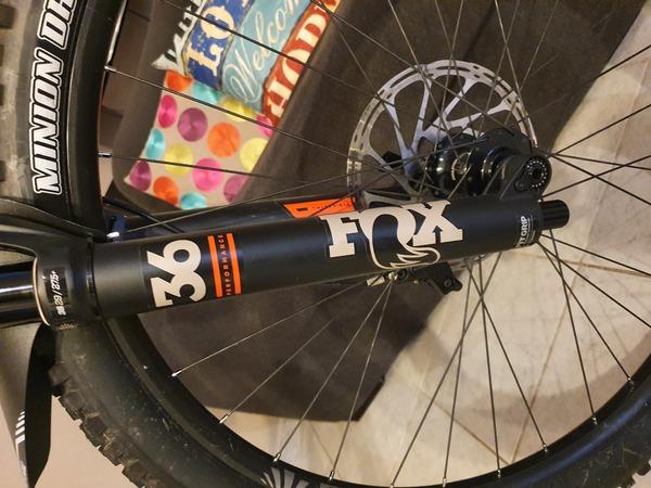 Fox Racing Shox - Fox 36 performance