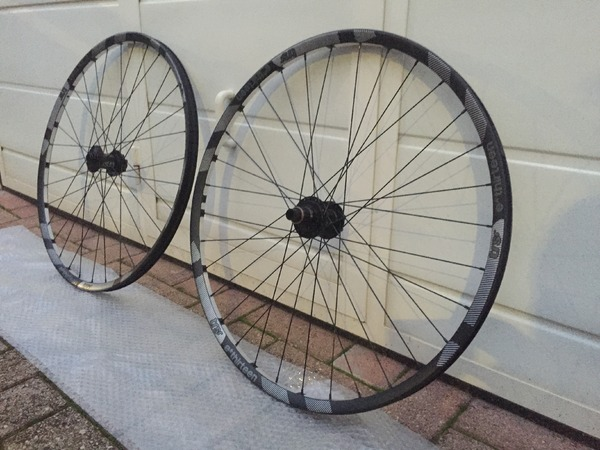 altra - E-THIRTEEN Set ruote 29' mod. TRS-R - corpetto XD - 23,4mm