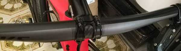 Specialized - Manubrio MTB S-WORKS Mini Rise