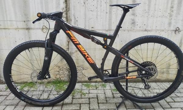 FM Bike - Storm tg.M