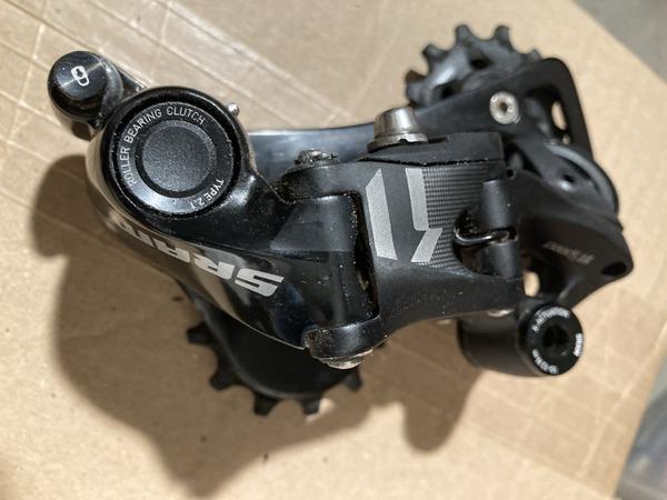 Sram - x1 11 velocità