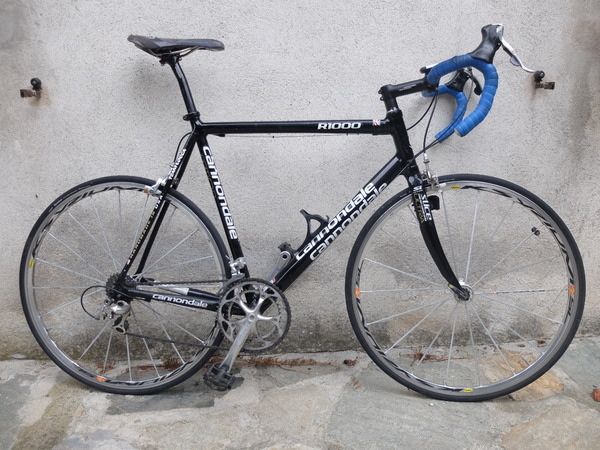 Cannondale - Caad 4 R1000
