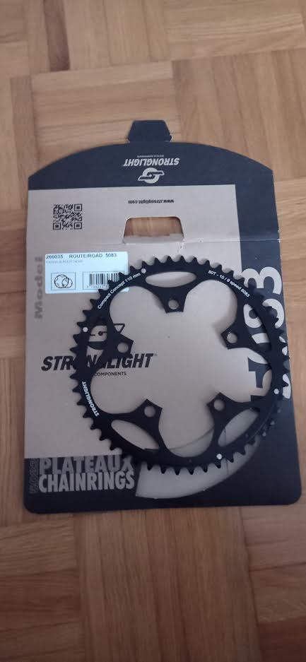 StrongLight - Road 5083