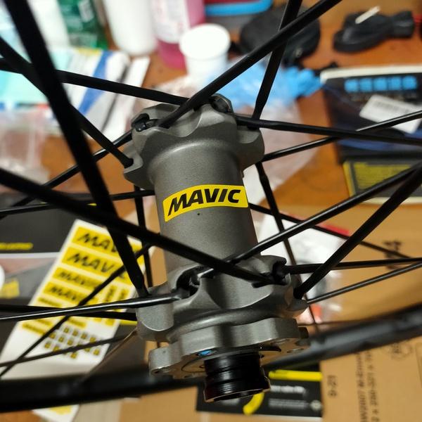 Mavic - XA Pro