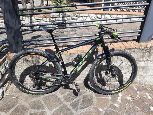 Scott - Scale 935 Carbon mis.L