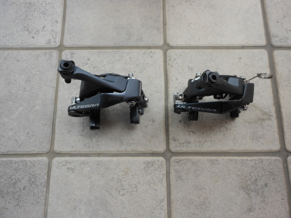 Shimano - R 8000 Direct Muont.