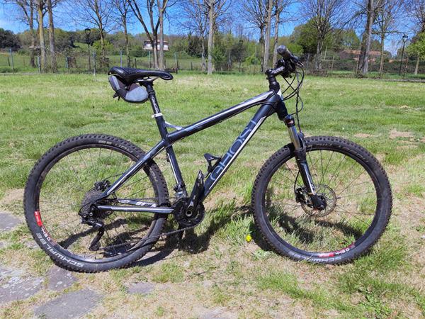 Ghost Bikes - SE 3000