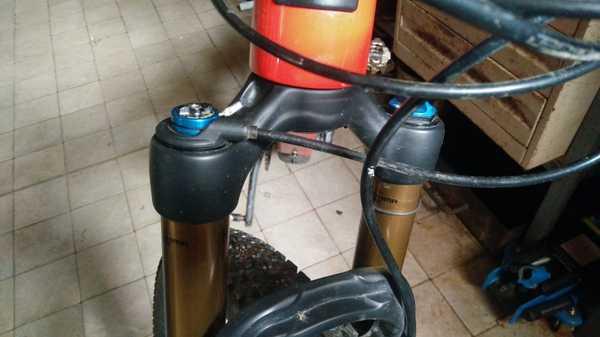 Fox Racing Shox - sc 29 32 kaschima