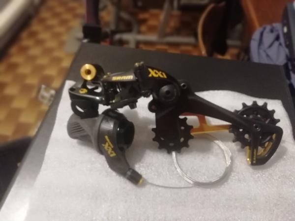 Sram - XX1 Eagle Gold 12V
