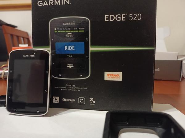 Garmin - Edge 520