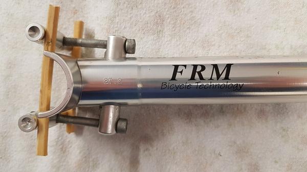 FRM - Reggisella FRM, 27.2x350mm, diritto