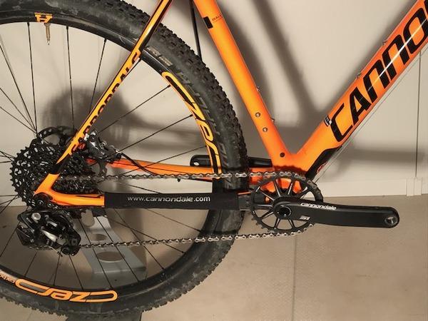 Cannondale - Fsi Carbon 2