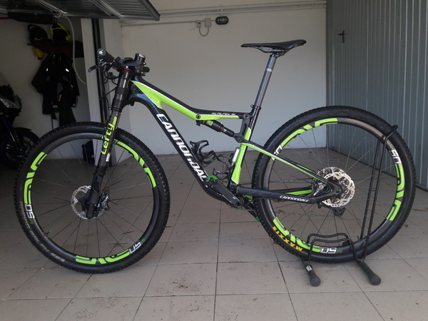 Cannondale - Scalpel race