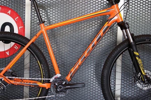 Scott - Aspect 940 Orange/Yellow   Taglia S   Nuovo