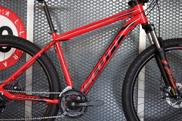 Scott - Aspect 970 Red/Dark Red   2019   Nuovo