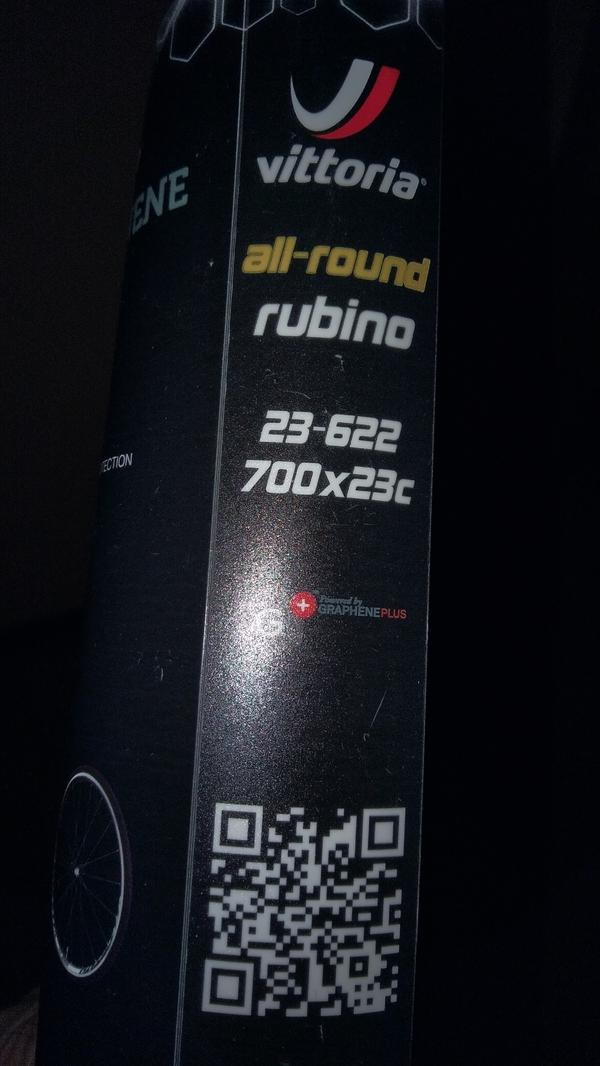 Vittoria - RUBINO GRAFENE