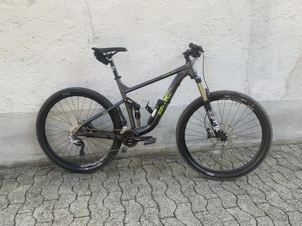 Bmc - BMC Speedfox 29 SF03
