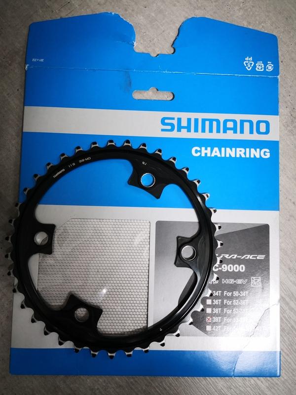 Shimano - Shimano Dura Ace FC-9000