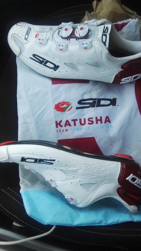 SIDI - Shot - TEAM Katusha - Edizione limitata