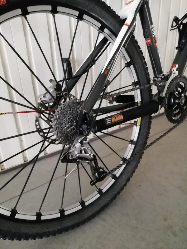 KTM - Carbon race lc