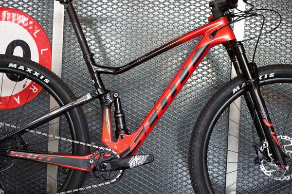 Scott -  Spark RC 900 Team Red   Tg. M   2020