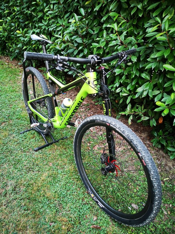 Cannondale - SCALPEL FSI CARBON 3 2018