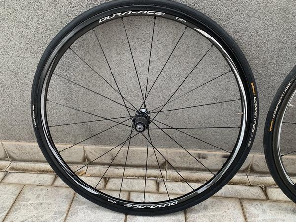 Shimano - Ruote Dura-ace C24 Carbon