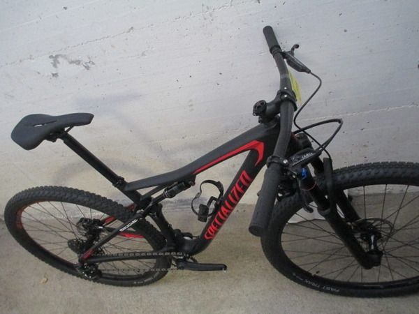 Specialized - EPIC COMP CARBON Tg. MEDIA