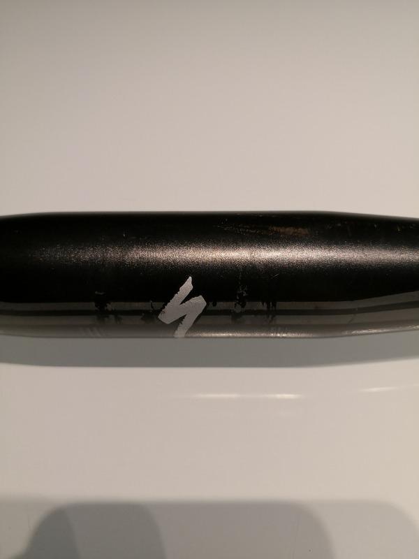 Specialized - manubrio alluminio + manopole lock-on