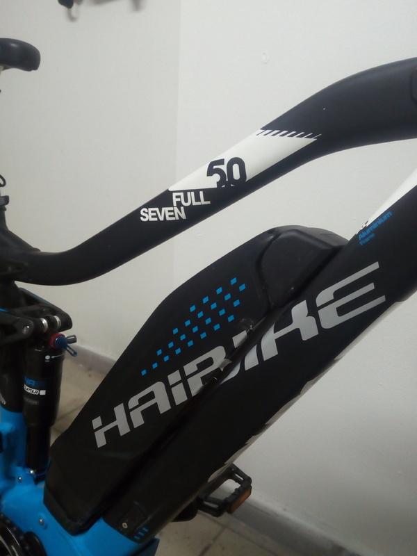 Haibike - Haibike 5.0 sduro motore Yamaha