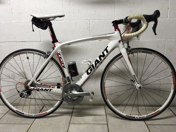 Giant - TCR Carbon