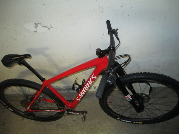 Specialized - EPIC HT S-WORKS TAGLIA MEDIA 29""