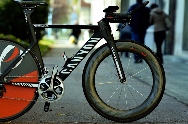 Canyon - speedmax CF