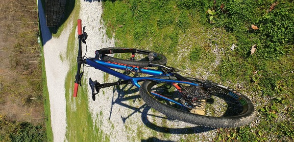 Specialized - s works epic ht axs