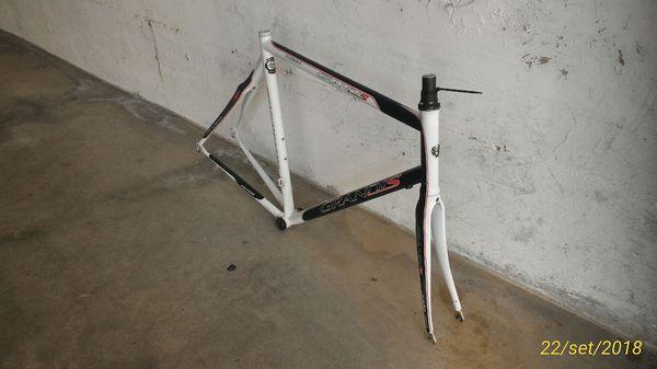 Cicli Grandis - evermax acciaio