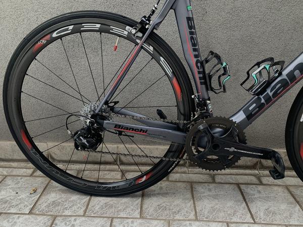 Bianchi - Oltre XR2 Carbon