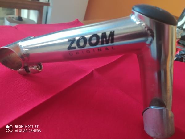 Zoom - Attacco manubrio 28,6