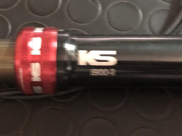 altra - KS Ks reggisella telescopico