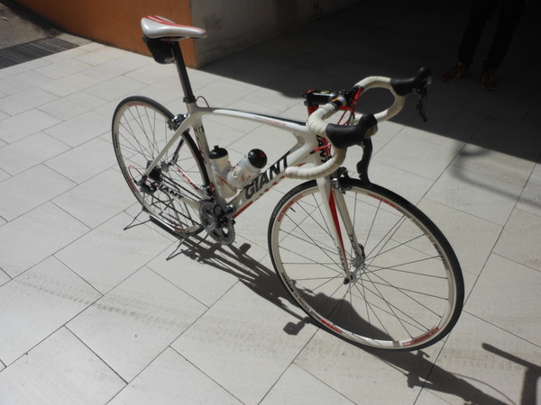 Giant - TCR AVANCED 1 (RIBASSO)