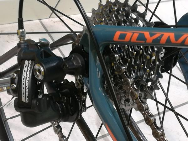 Olympia - Ego RS Xenon Carbonio