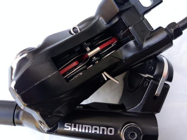 Shimano - mt 520