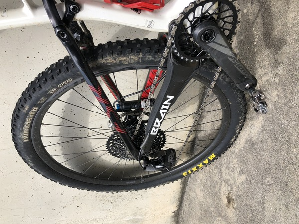 Specialized - Epic wc