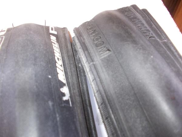 Michelin - PRO  4  -  SERVIZIO  CORSE