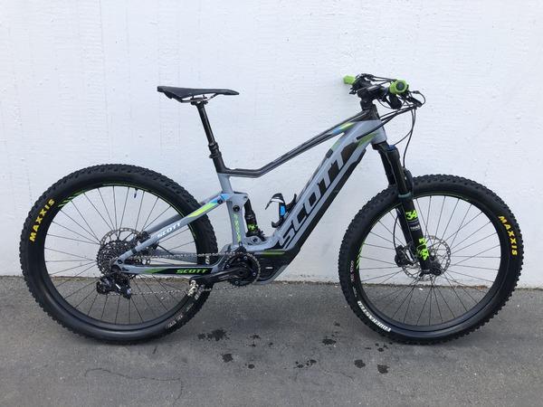 Scott - Spark 720