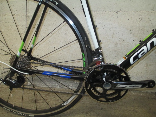 Cannondale - OFFERTISSIMA -50% SUPERSIX Tg. 58